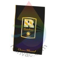 E-2 e SERIES™ v2 Rainbow Vacuum Owner's Manual (English)