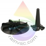 Kit, Fan / Tube, RainMate