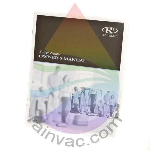 rainbow vacuum e series manual