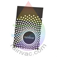 E2 Type 12 v2 Black Rainbow Vacuum Manual (English/Spanish)