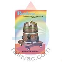 D3C/D3A Rainbow Vacuum Owner's Manual (English)