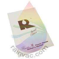 R-4375C Rainbow Power Nozzle Owner's Manual (English)