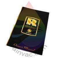 E-2 e SERIES™ v1 Rainbow Vacuum Owner's Manual (English)
