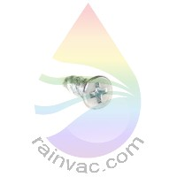 D4 Rainbow Flange Screw