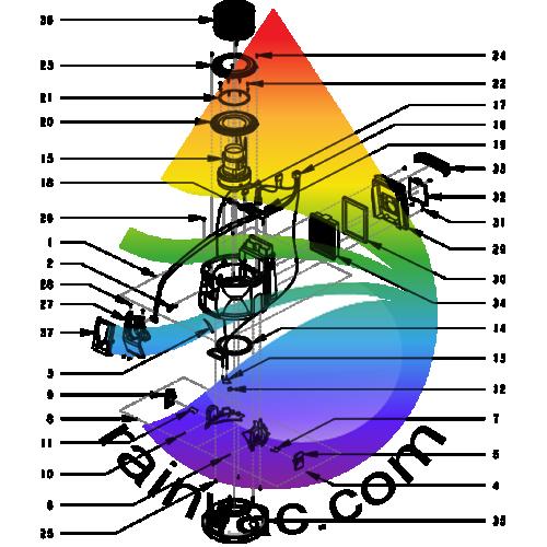 rainbow vacuum wiring diagram wiring diagram and schematics