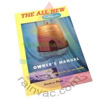 D v1 Rainbow Vacuum Owner's Manual (English)